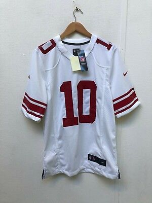 New York Giants Men's Nike NFL Jersey - Small - Manning 10 - New with Defects