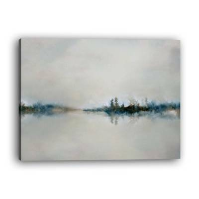 Frame Modern Minimalist Abstract Landscape Decorative Paintings 1 PC