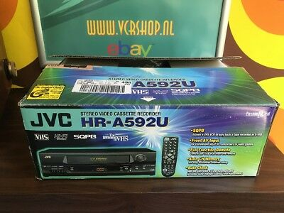JVC HR-A592U Stereo Video Cassette NTSC BOXED