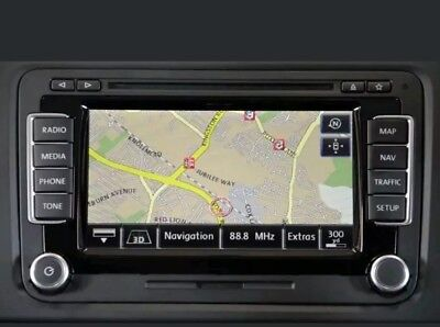 Vw Skoda Seat V 16 Rns510 Rns 810 2019 Navigation Map West Europ Download ultime