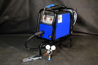 200A MIG Welder Double Pulse Synergic