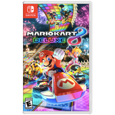 Mario Kart 8 Deluxe Switch (SP)