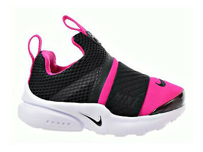 9e03abb4855225 Nike Infant   Toddlers  PRESTO EXTREME TD Shoes Black Pink 870021-004 c