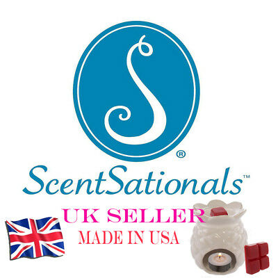 SCENTSATIONALS Wax Melt/Tart for diffusers/warmers, highly scented ALL VARIETIES