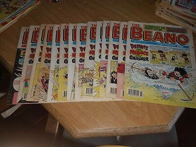 The BEANO comic 1994 various