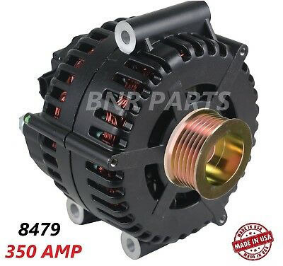 350 AMP 8479 Alternator Ford F Super Duty 6.0 High Output Performance HD NEW USA