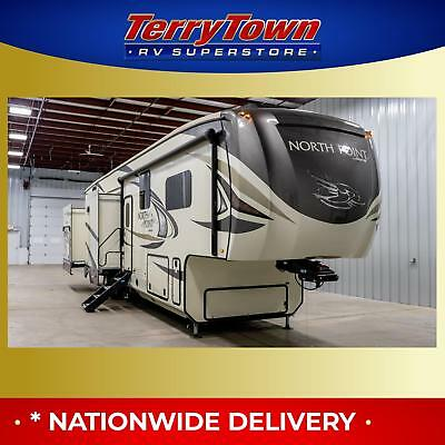 2019 JAYCO NORTH Point 383 Fkws Front Kitchen Fifth Wheel