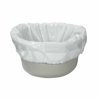 Box of 12 Commode Pail Liner RTL12085 By Drive Medical New! A01