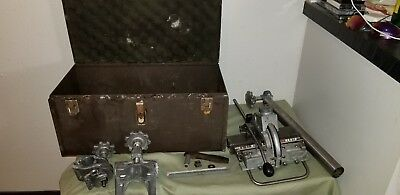WESTERN ELECTRIC 890A  Cutter Presser Kit w/ Tool Holder Box