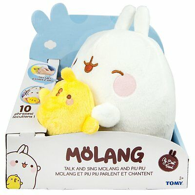 Molang Talk and Sing Plush Toy