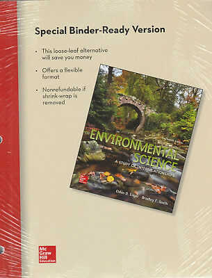 Environmental science a study of interrelationships 13th edition.
