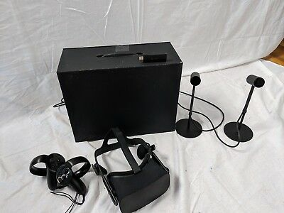 OCULUS RIFT CV1 VR Headset and Touch Controller Bundle -  235.50 ... 6d2ceed99e