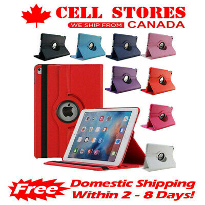 """360 Rotating Leather Stand Case Cover for New iPad Pro 10.5"""""""
