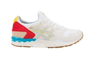 74dceeeb1a ASICS MEN'S GEL-LYTE V Shoes NEW AUTHENTIC White/Sky 1191A202-100 ...