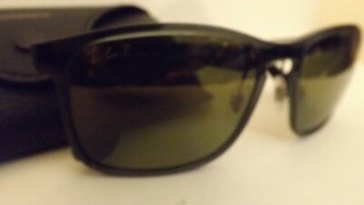 0a3f766291b Ray-Ban RB4264 Sunglasses - Grey   Green Mirror Chromance Polarised. Ray Ban  Mir
