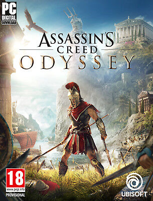 Assassin's Creed Odyssey + Far Cry 5 [Uplay account] PC ITA 100% Funzionante