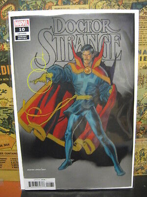 Doctor Strange #10 400th issue  Nowlan variant 1:25 Marvel comics VF/NM
