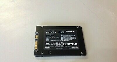 "(C)Samsung Solid State Drive SSD 2.5""750 EVO120GB MZ-750120 Forlaptop&notebooks"