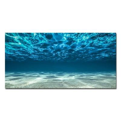 Canvas Print Painting Picture Photo Wall Art Home Decor Sea Beach Blue Large