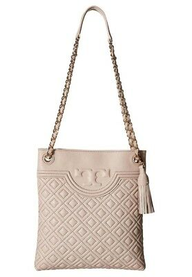 dbe4cfac8a60 TORY BURCH FLEMING SWINGPACK Cross-body Bag in Quilted BEDROCK Leather  428