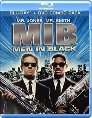 MIB - Men In Black Blu-Ray + DVD Combo Pack 2-Disc Set NEW From BuyCheapDVD
