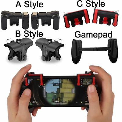 Fire Button Phone Gamepad Cellphone Game Controller Sooting Trigger PUBG Mobile