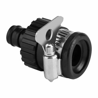 Universal Tap To Garden Hose Pipe Connector Mixer Kitchen Bath Tap Adapter wash