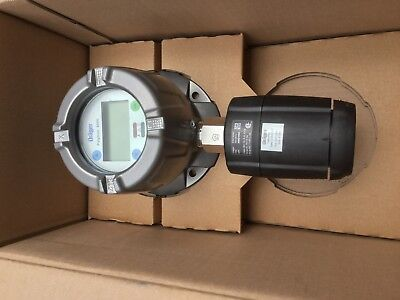 DRAGER POLYTRON 8000 Gas Detector & Accessories: Cable, Sensing Head & Mount Kit