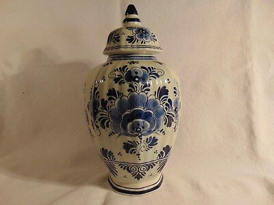 Deckel Vase Holland ( Gilde )
