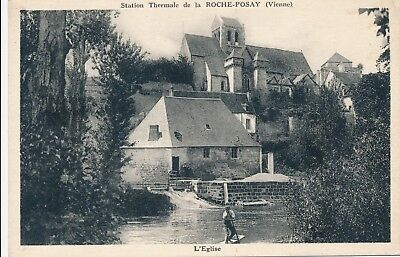 CPA - France - (86) Vienne - La Roche Posay - Station Thermale