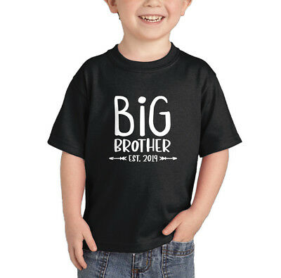 Big Brother Est. 2019 - Older Bro Sibling Coming Soon CHILDTEE T-Shirt