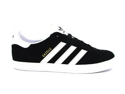sports shoes d72fa fbea2 Adidas Sneakers Gazelle J Vintage Nero Bb2502