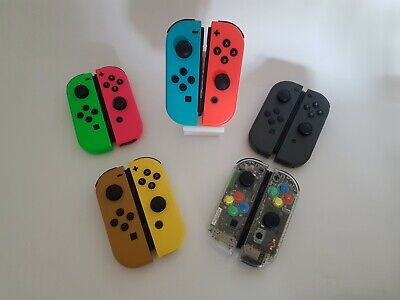 Official Nintendo Switch Joy-Cons (Neon Red/Neon Blue/Neon Green/Neon Pink/MORE)