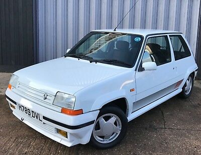 Renault 5 GT Turbo *1owner full renault service history, ***SOLD***