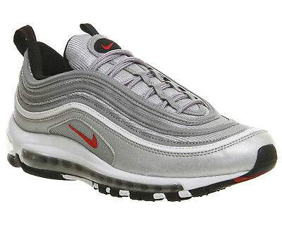 NIKE AIR MAX 97 OG QS Silver Bullet UK 5.5 7 8 9 10 11 (Clearance price)