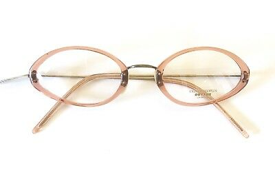 0254f68311 OLIVER PEOPLES OP-17 col AG size 44-21 w  Clip-on sunglass original ...