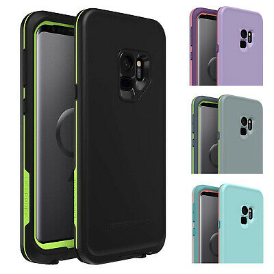 Genuine LifeProof FRE Series Waterproof Case For Samsung Galaxy S9, NEW