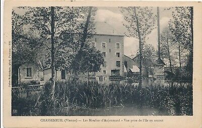 CPA - France - (86) Vienne - Chasseneuil - Les Moulins d'Anjoumard