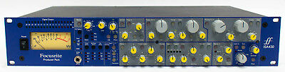 Focusrite Producer Pack ISA 430 MKI Microphone Preamp Channel Strip