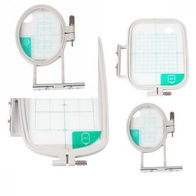 3-Piece Embroidery Hoop Set for Brother Machines - SE400 SE425 PE500 LB6800...
