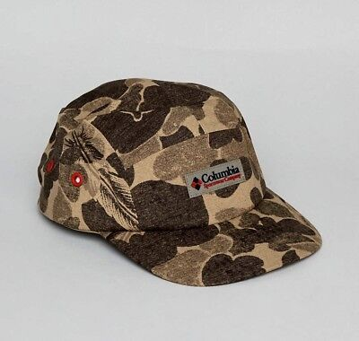 COLUMBIA PNW SPORTSMAN Hat In Crouton Camo Brand New With Tag ... 4d303e6f3d37