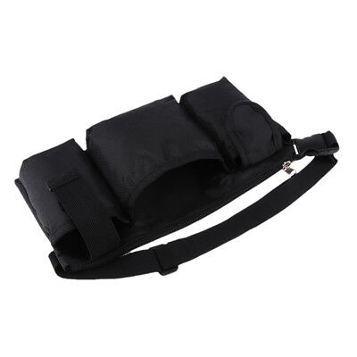Outdoor Multi-function Leg Bag Tactical Waist Belt Pouch Tools Work Bag Pack