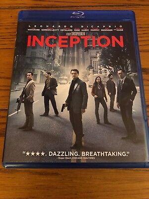Inception (Blu-ray Disc, 2012)