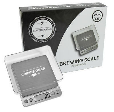 Coffee Gear Brewing Scale - 2kg  Coffee Gear