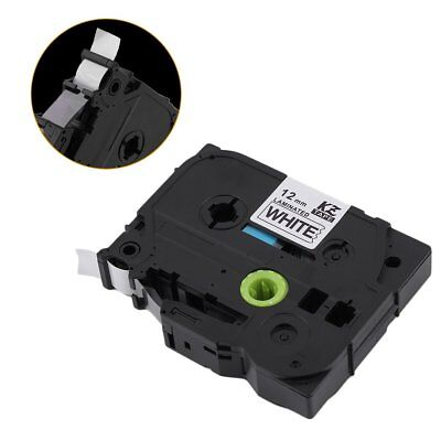 4Pcs Black on White Label Tape For Brother P-touch TZ-231 TZe-231 PT-D210 12mm