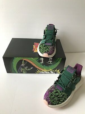 new arrival b0141 395e6 Adidas Prophere Dragon Ball Z Cell Sneakers Size 8.5 D97053 Ships From USA