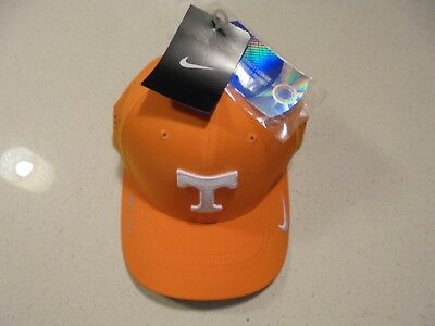 san francisco fae43 44ab1 Adult One Size Orange Nike Ncaa Tennessee Volunteers Hat - Nwt