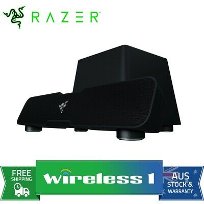 Razer Leviathan 5.1 Surround Sound Gaming & Music Sound Bar