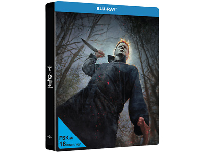 Halloween (Blu-ray Steelbook) BRAND NEW
