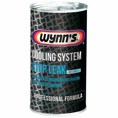 Additivo Turafalle Radiatore Wynns Cooling System Stop Leak 1 325Ml
